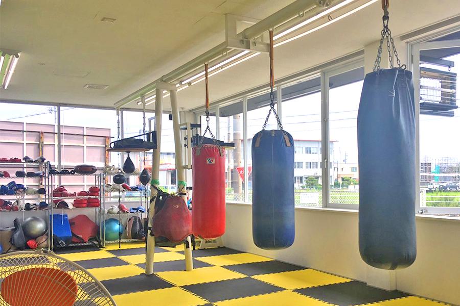 タイガーウィングボクサーフィットネスクラブ15